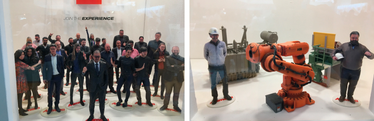 Mimaki 3D Fespa 2018