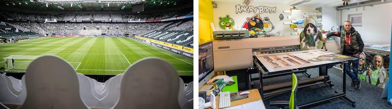 Borussia MG print