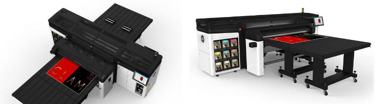 HP Latex R series
