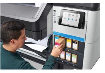 HP Latex Eco ink carton