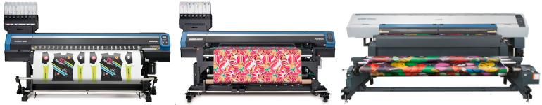mimaki textile printers