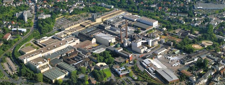 Zanders paper mill