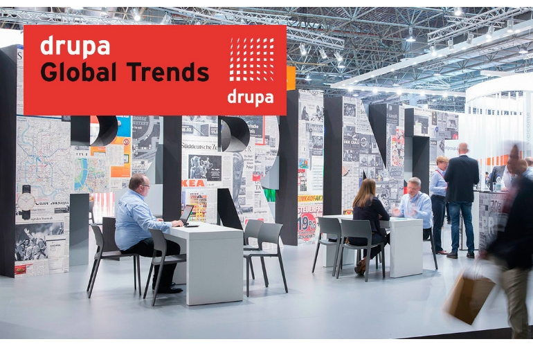 6th Global Trends Report by Drupa