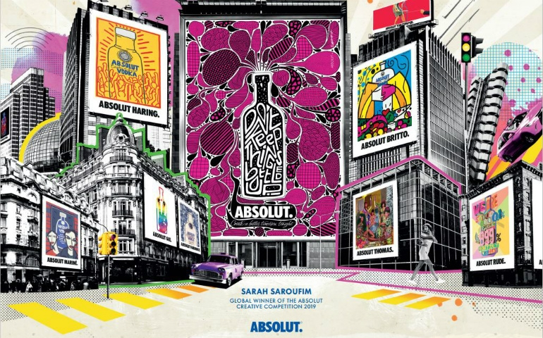 Absolut Contest
