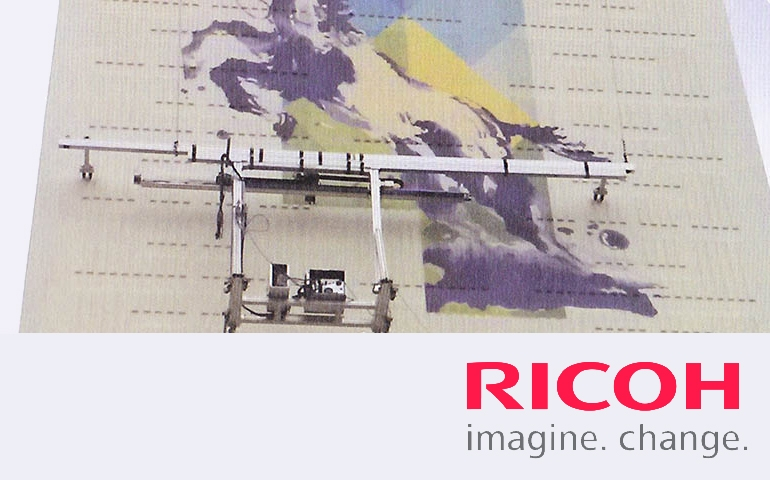 Ricoh and LAC Corporation