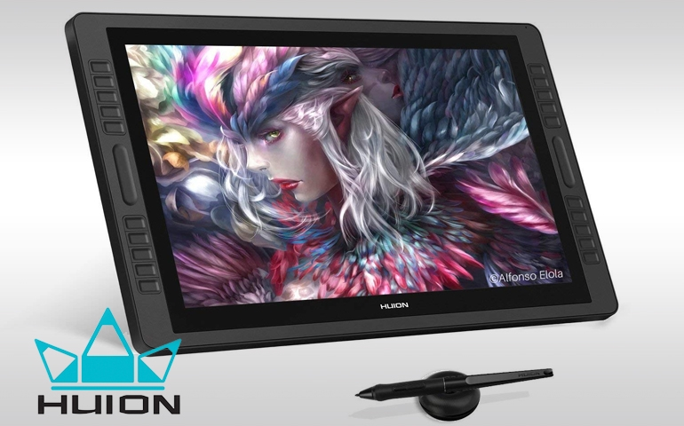 huion monitor digitizers